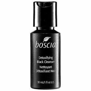 new Boscia 𒊹︎ Detoxify Warming Black Cleanser 𒊹︎